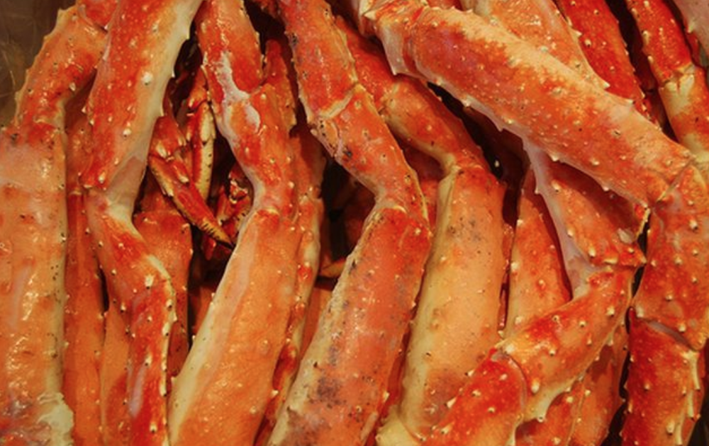 buy LIVE RED KING CRAB
